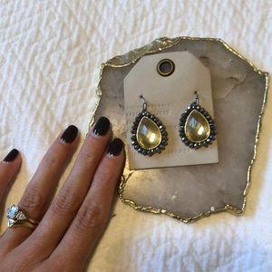 Anthropologie Jewelry - Anthropologie drop earrings